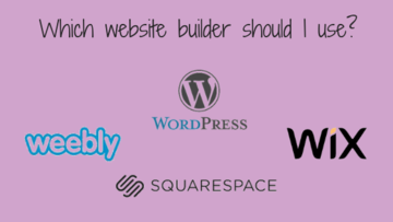 Which Website Builder is Best?